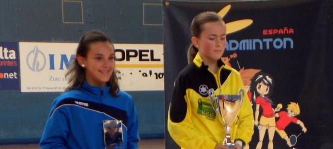 Un oro y una plata para Vegadeo en el Máster Nacional sub13 y sub17 de San Sebastián