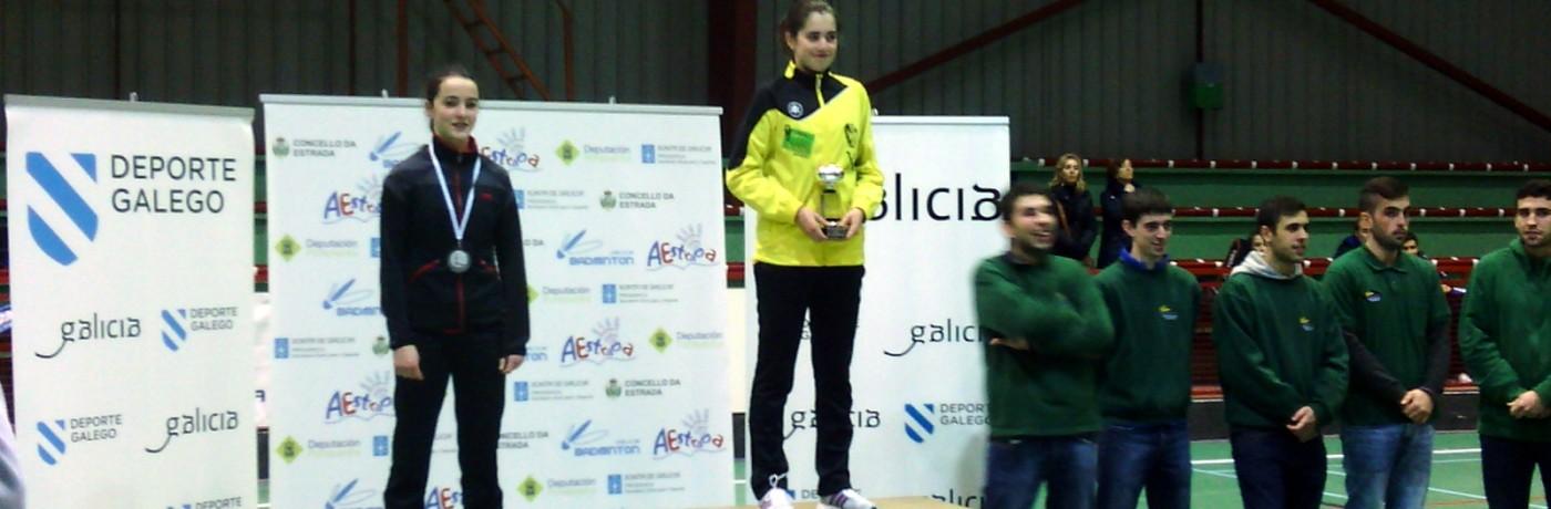 Laura Santos representará a España en el próximo Campeonato de Europa de Bádminton  sub15